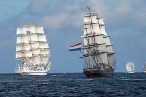 The Tall Ships Races | Harlinger Hafentage